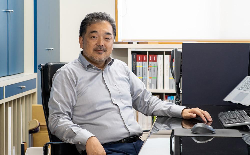 株式会社ファルト 代表取締役 岡本 輝明